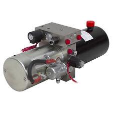 12 Volt Dc 14 Gpm 2600 Psi Snow Plow Hyd Power Unit Bucher Wuxi 9 12370