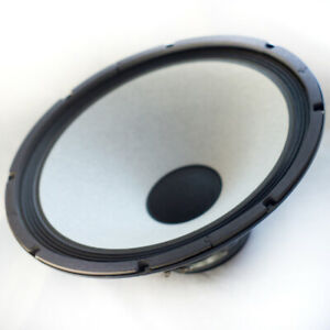 15-inch-8ohm-White-Cone-Woofer-Eminence-speaker-USA-BSR-DBX-Fisher-replacement