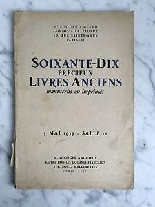 Settanta-Prezioso-Libri-Antichi-Sala-N-10-1939