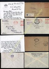 SOUTH SUDAN Postal History lot of Covers and letters