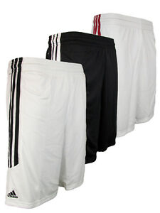 Adidas Mens Basketball Shorts Running Training Climalite Breathable