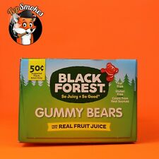 Black Forest Organic Gummy Bears Candy, 2.75 Ounce Bag, Pack
