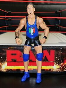 RARE-MATTEL-WWE-ELITE-SERIES-3-SANTINO-MARELLA-WRESTLING-ACTION-FIGURE-WWF-NXT