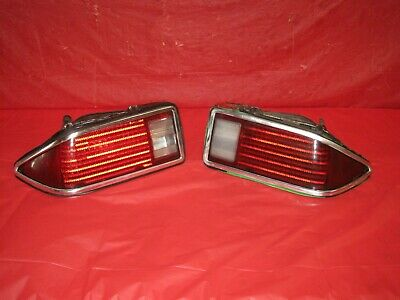 1974-77 Chevy Camaro Left Rear Lamp Light Assembly NEW TrimParts LH 74 US-Made