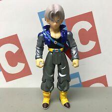 DBZ Irwin Toys Bandai Dragon Ball Z Metallic Trunks Figure from Capsule Set