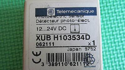TELEMECANIQUE XUB H103534D SENSOR NEW IN BOX