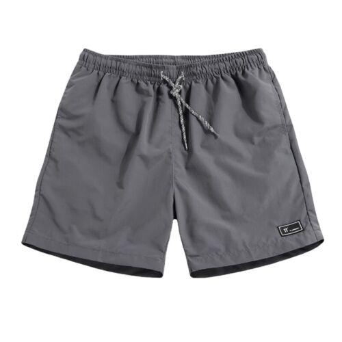 Homme Short d/'été décontracté pour Pantalon de plage Baggy Mens Gym Sport Jogger