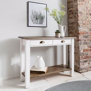 Image Is Loading Console Table Double Telephone Table Hallway Canterbury In