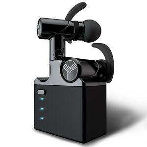 TREBLAB X2 Truly Wireless Earbuds Charging Case True Bluetooth Sports Headphones