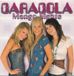 "Caracola - ""Mango Nights"" - 2007 - CD Single"
