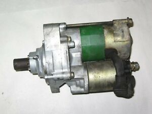 Acura Integra OEM Starter Motor Fit Automatic Transmission - Acura integra starter