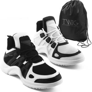 Sneakers-donna-TWIG-T819-scarpe-sportive-ginnastica-running