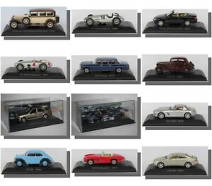 Mercedes-Modelo-coches-1-43-Atlas-Editions