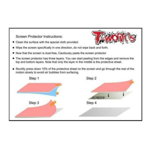 T-Work/'s Futaba 4PV 4PX 7PX Controller HD Screen Protector for RC Car DIY Parts