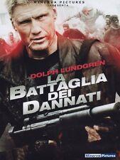 LA BATTAGLIA DEI DANNATI - DVD MINERVA - DOLPH LUNDGREN