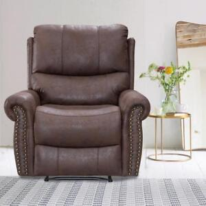 Recliner Chair Reclining Recliner Sofa Couch Sofa Leather Home