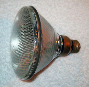 Sylvania Metalarc Metal Halide 100W Bulb MP100 PAR38/U/FL35/ECO ~ 64582 ~ NEW!
