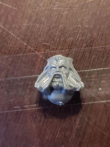 Head Mustache Beard Full Hair A Wolves Warhammer 40k Space Marine Bits lot