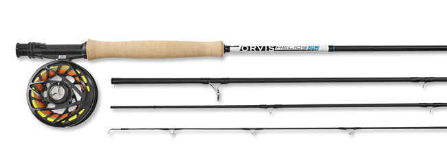 Orvis Helios 3D Fly Rod Outfit with free free with shipping & 100 gift 923f4a