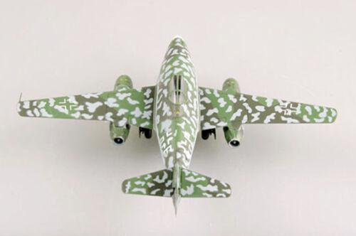 Allemande WW2 Me 262 A-2a FIGHTER Air BOMBER PLANE AVION assemblé Easy model