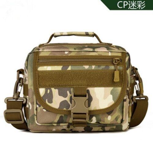 Trendy Men Small Bags Military Tactical Outdoor Shoulder Bag Casual Mens HandBag