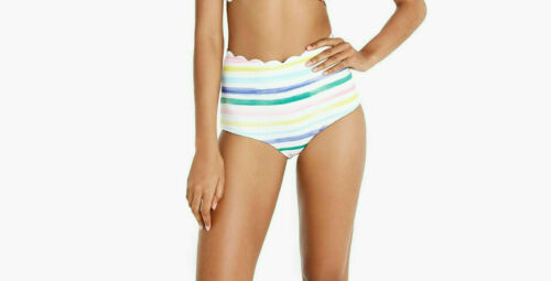 Marysia J Crew scalloped Antibes Palm springs Gramercy swimsuit watercolor
