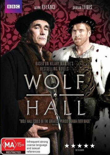 1 of 1 - Wolf Hall : NEW DVD