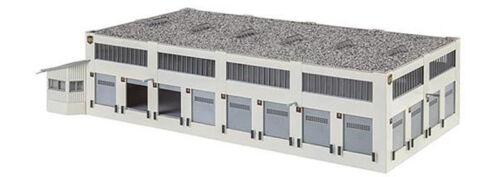 FALLER UPS Distribution Centre Model Kit V HO Gauge 130785