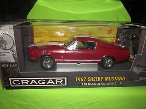 1967-67-shelby-MUSTANG-ford-crager-gt-500-american-muscle-ertl-1-18-hobby-ed