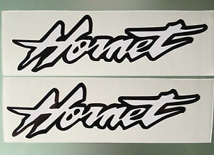 Hornet Decals Stickers Any Colour Pair Ebay