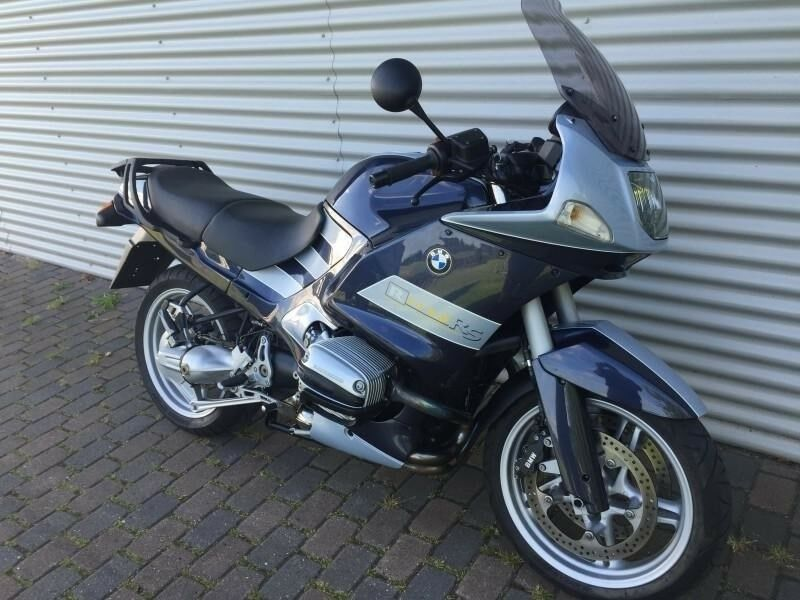 BMW, R 1150 RS, 1130