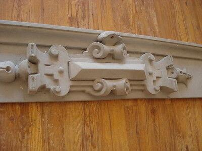 AnpassungsfäHig Stuck - Fassade - Traumhaft Schöne - Gründerzeit - Schmuckplatte Aus Beton