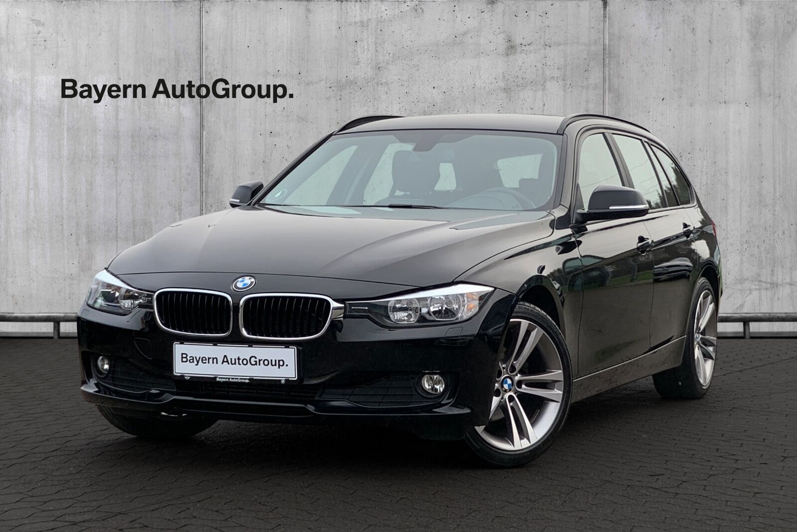 BMW 318d 2,0 Touring 5d - 219.900 kr.