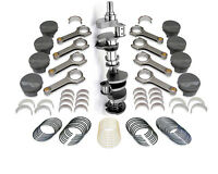 Forged Rotating Assembly Chevy 383 6.000 Rods Mahle Flat Top Pistons 3.750