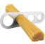 miniatuur 8 - Manual-Pasta-Machine-amp-Drying-Rack-Adjustable-For-Thickness-Roller-Attachment