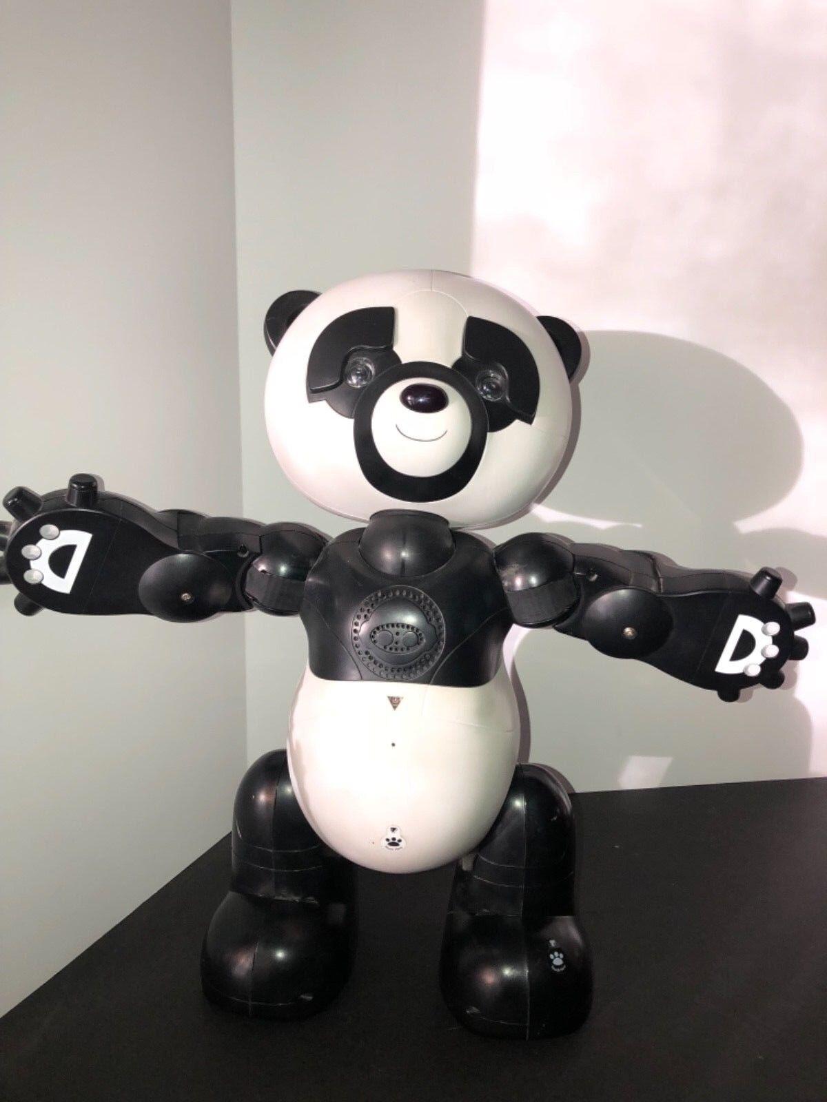 19  ROBO PeA BATTERY-OPERATED TALre INTERACTIVE  giocattolo BY WOW WEE 2007  marchio in liquidazione