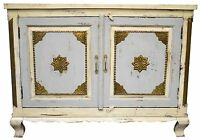 Shabby Chic Sideboard Cabinet Buffet Storage French Country Vintage Antique