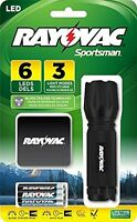 Rayovac Sportsman 18 Lumen 3aaa 6-led Blood Tracking Flashlight With Batteries ( on sale