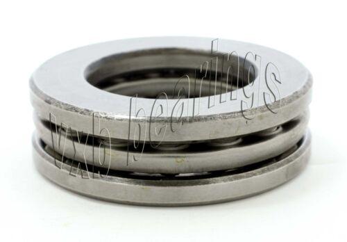 51102 Thrust Bearing 15x28x9 Thrust Ball Bearings 7853
