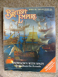 The-British-Empire-3-Time-Life-1972-Showdown-with-Spain-Drake-amp-the-Armada