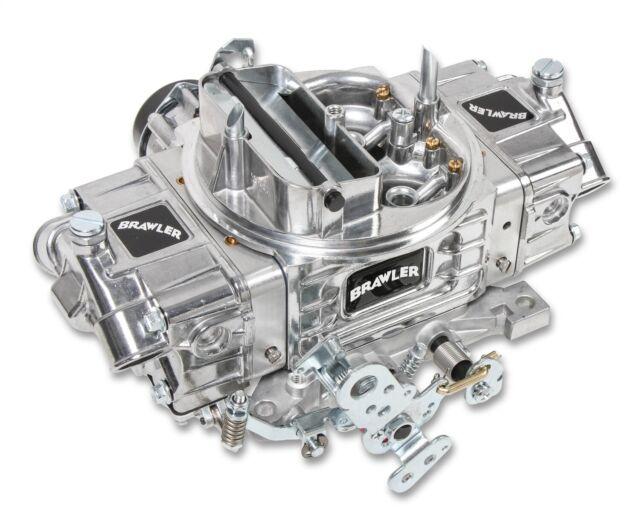 Quick Fuel Technology BR-67254 Brawler Diecast Carburetor