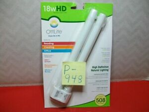 BRAND NEW OTTLITE 18WHD 508 TECHNOLOGY MODEL #T18330 10K HOUR NATURAL LIGHT BNIP