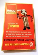 Wholesale - 12 Imco Gas Lighters, Windproof,Camping, Outdoor,WWII memorial,Deal!