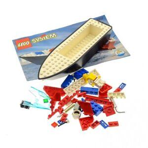 1x-Lego-modele-4002-Boat-Riptide-Racer-avec-recette-incomplet