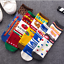 Women-Mens-Socks-Funny-Colorful-Happy-Business-Party-Cotton-Comfortable-Socks thumbnail 10