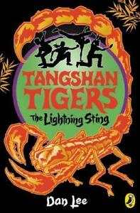 Tangshan-Tigers-The-Lightning-Sting-by-Lee-Dan-Acceptable-Used-Book-Paperbac