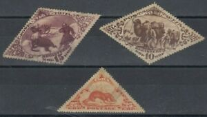 Timbres-Russie-Touva