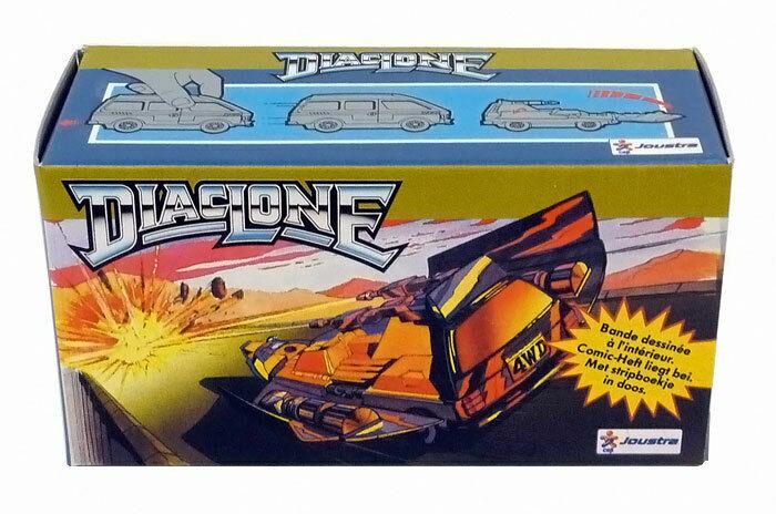 tienda en linea Pre-Transformers G1 Diaclone van oneboxCoche oneboxCoche oneboxCoche cambio atacantes Takara Joustra 1984  Ahorre 60% de descuento y envío rápido a todo el mundo.