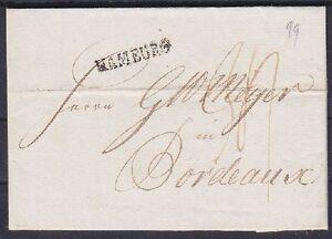 Vorphila-Hamburg-Brief-1799-mit-L1-nach-Bordeaux-Frankreich-mit-Inhalt