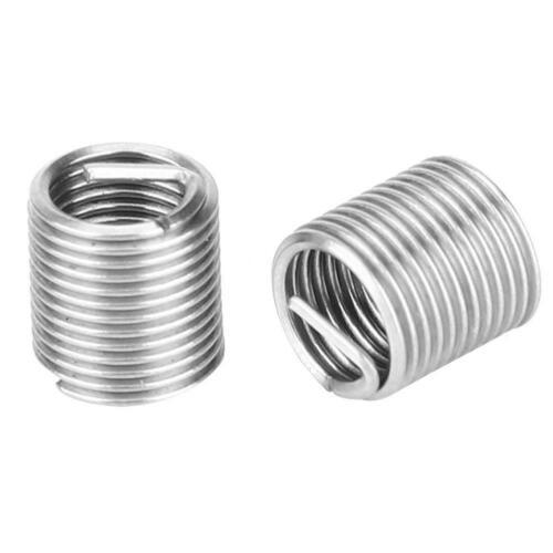 30Pcs Metric Thread Repair Insert Kit M6 x 0.75 Helicoil Car Pro Coil Tool set